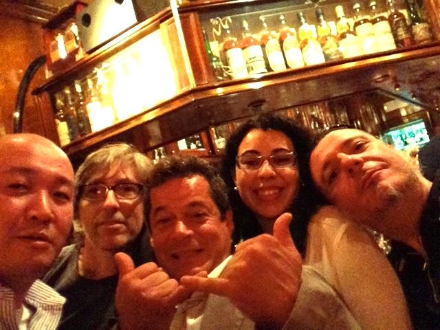 高木慎一郎がバーで会ったサン・セバスチャンの人々