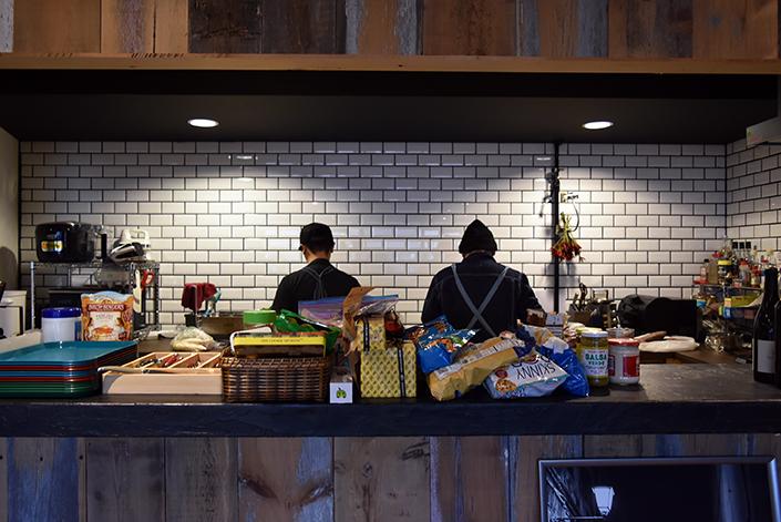 OPENSAUCEのキッチンラボ