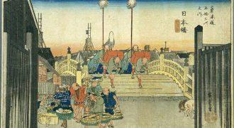 江戸時代の浮世絵
