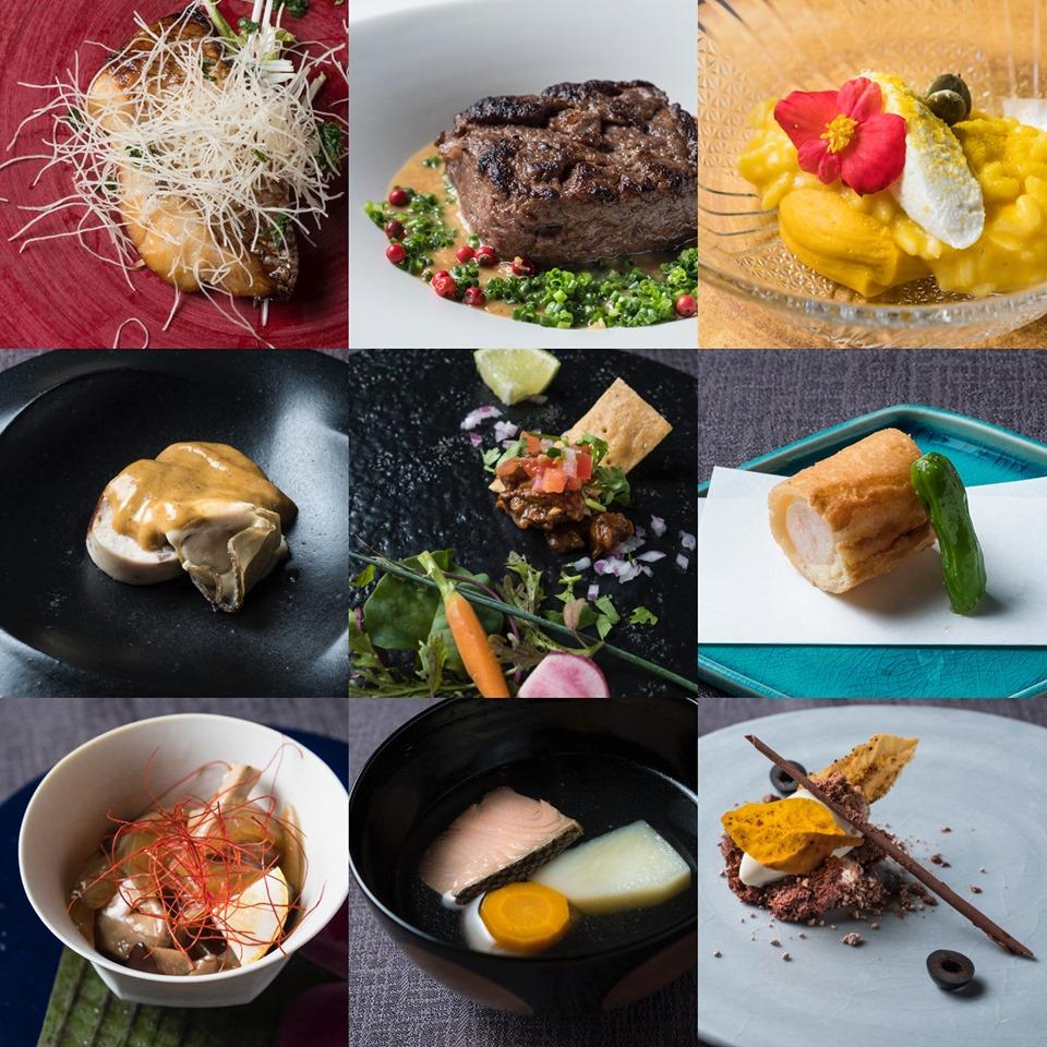 金沢A_RESTAURANTの料理