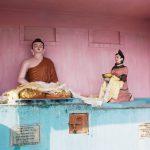 Buddha & Sujata (Sujata Temple)
