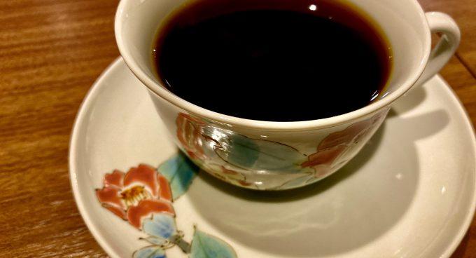 金沢の橘珈琲店のスペシャルティコーヒー