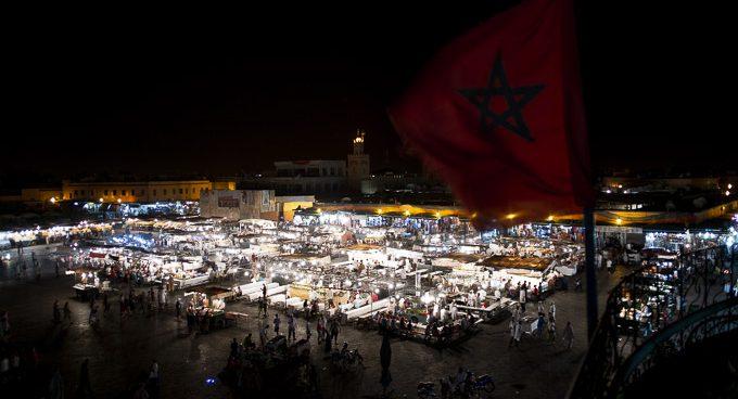 Jemaa el-Fnaa-of-Morocco