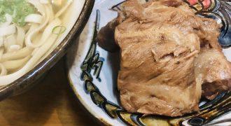 沖縄の豚肉ソーキ