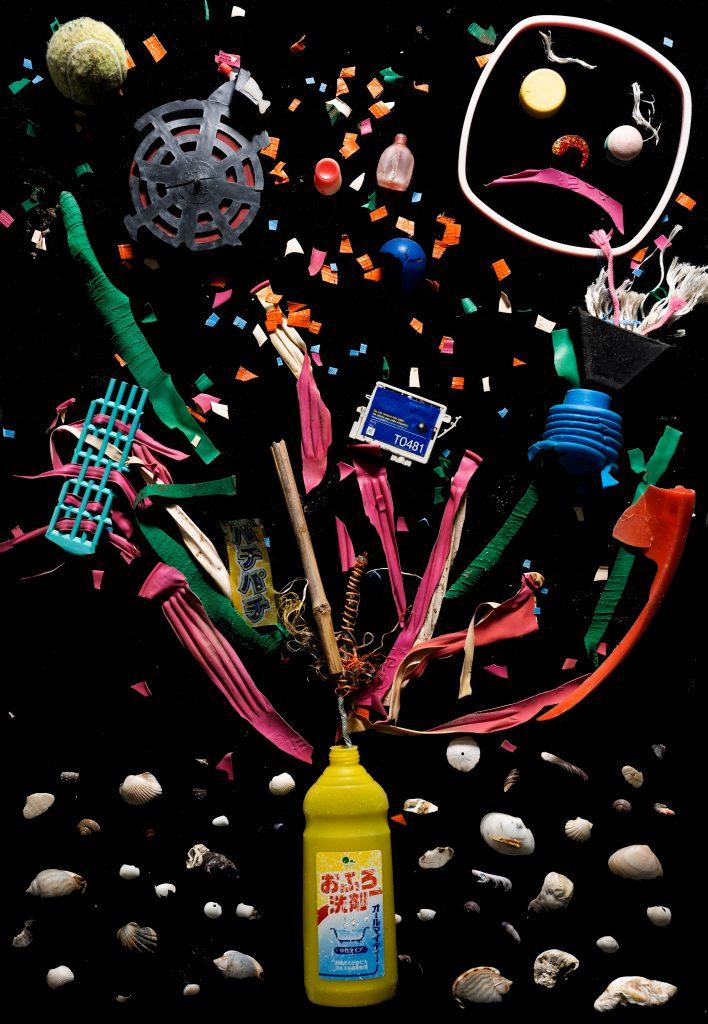 VIVISTOPとマンディバーカーのプラスチックと未来展のArt